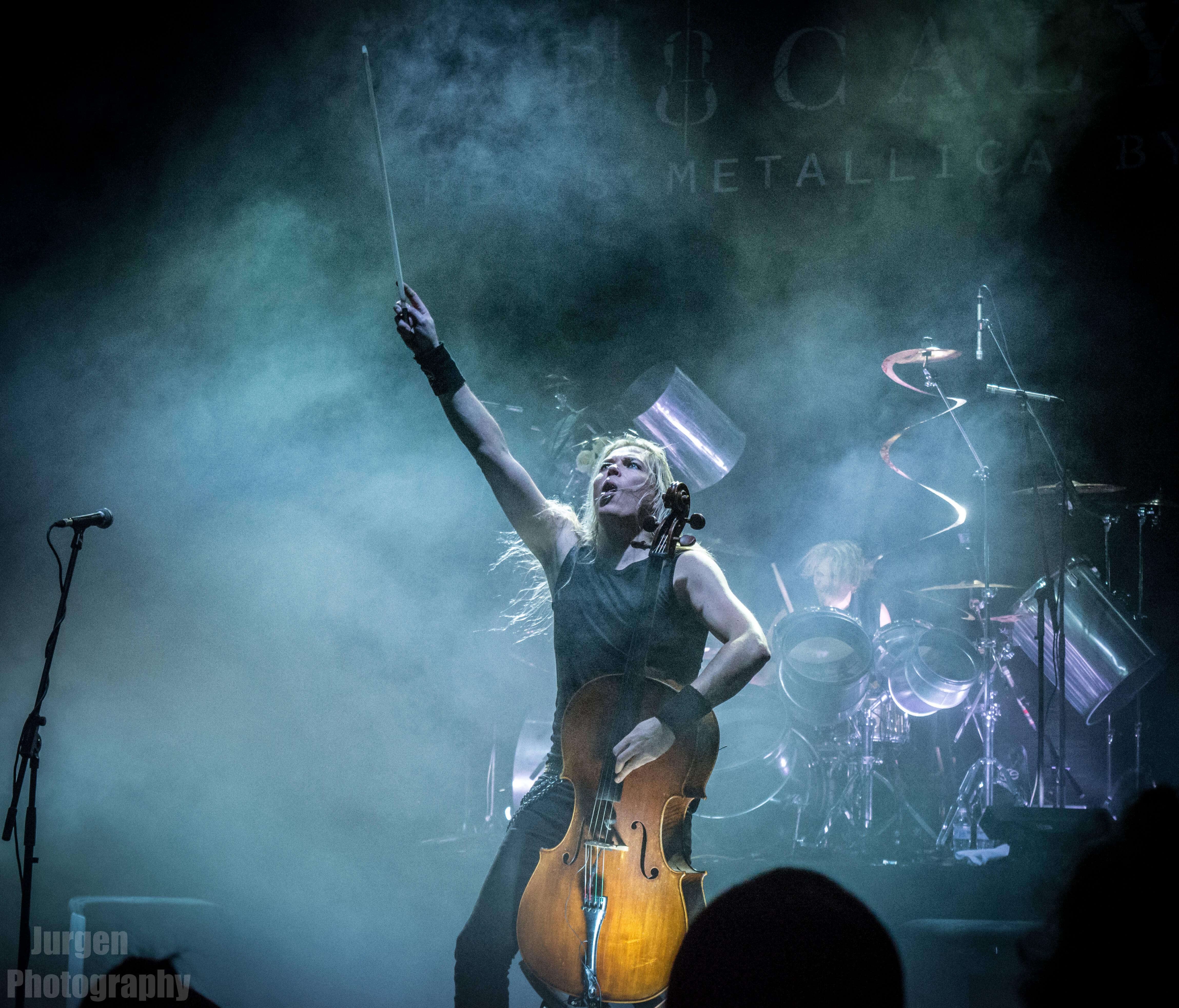 Apocalyptica by Jurgen Photography