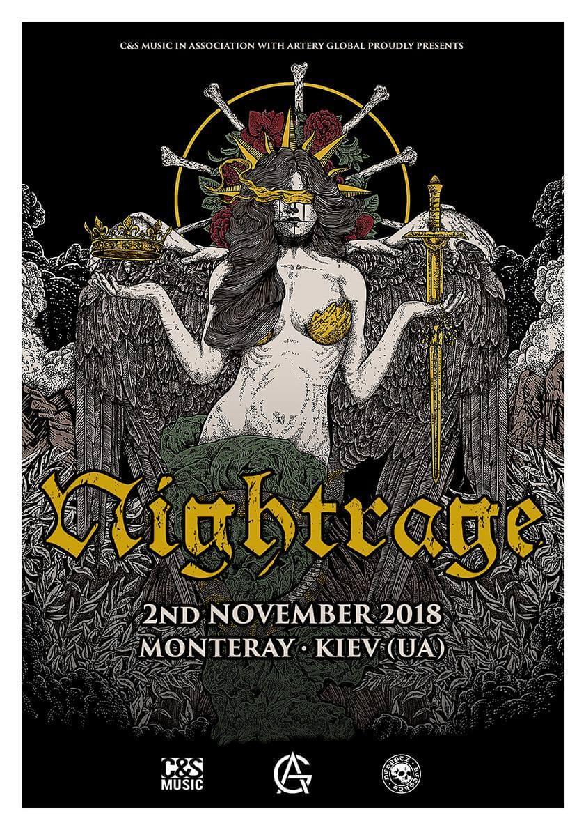 Nightrage Kyiv