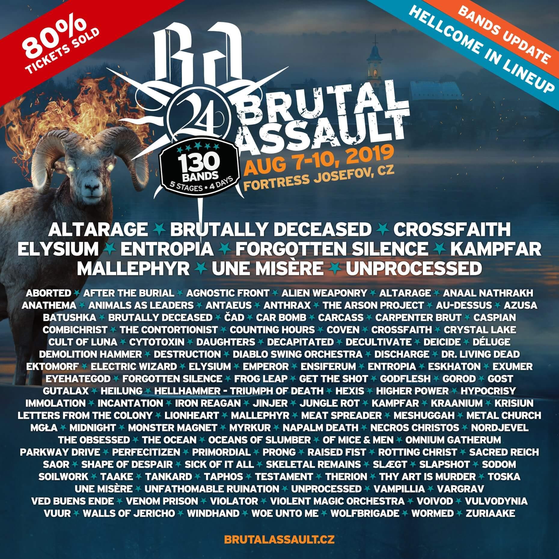 Brutal Assault- 2019-update-30-May